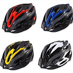 ieftine -Cască(Galben / Alb / Roșu / Albastru,EPS)-deUnisex- pentruCiclism / Ciclism montan / Ciclism stradal / Ciclism recreațional 19Găuri de