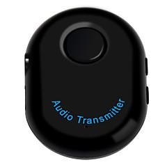 お買い得  ヘッドセット、ヘッドホン-ブルートゥース4.0トランスミッタオーディオは2つのBluetoothデバイスを接続します