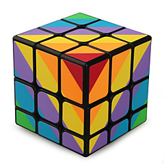 ο κύβος του Ρούμπικ YongJun Ομαλή Cube Ταχύτητα 3*3*3 Ταχύτητα επαγγελματικό Επίπεδο Μαγικοί κύβοι Νέος Χρόνος Χριστούγεννα Η Μέρα των