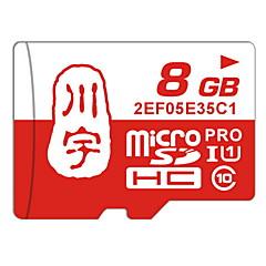 læse Kawau 8GB Class10 12MB / s tf flash card