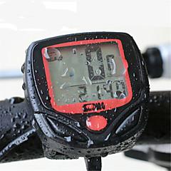 abordables Herramientas, Limpiadores y Lubricantes-Ordenador de Bicicleta Luces LED, Impermeable, Inalámbrica Bicicleta plegable / Bicicleta de Pista / Bicicleta de Montaña Sintético Rojo