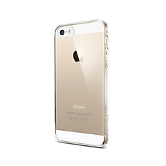 iPhone 5/iPhone 5S compatible Transparent Back Cover iPhone Cases