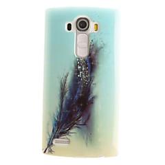 halpa LG kotelot / kuoret-Etui Käyttötarkoitus LG G3 Mini Muu LG LG G4 LG kotelo Kuvio Takakuori Sulat Pehmeä TPU varten