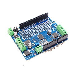 motor / stappenmotor / servo / robot schild v2 dc stappenmotor servo-aandrijving module