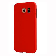 Χαμηλού Κόστους Galaxy S6 Θήκες / Καλύμματα-Για Samsung Galaxy Θήκη Other tok Πλήρης κάλυψη tok Μονόχρωμη Σκληρή PC Samsung S7 / S6