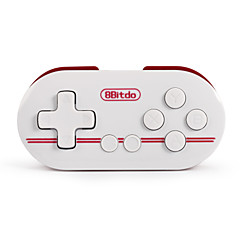 8bitdo the Smallest Wireless Controller Red