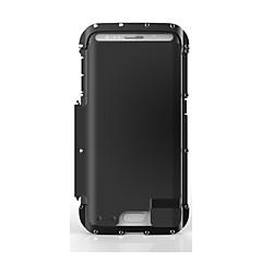 Voor Samsung Galaxy hoesje Schokbestendig hoesje Volledige behuizing hoesje Pantser Metaal Samsung S6 edge plus / S6 edge