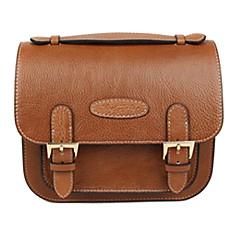 fujiflim 폴라로이드 카메라 가방 팔분의 칠 / (25) / 50 / 90 년대 카메라 가방 하나 어깨에 매는 가방 통근 가방 고대 방법으로 가방을 복원