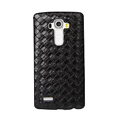 Недорогие Чехлы и кейсы для LG-Кейс для Назначение LG LG K10 LG K7 LG G5 LG G4 Кейс для LG Рельефный Кейс на заднюю панель Геометрический рисунок Твердый ПК для