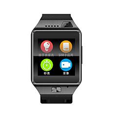 halpa Älykellot-Smartwatch iOS / Android Kosketusnäyttö / Askelmittarit / Kamera Activity Tracker / Sleep Tracker / Löydä laitteeni / 2 MP / 64Mt