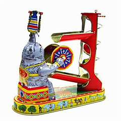 Pelotas Juguete de Cuerda Juguetes Elefante Metal 1 Piezas Navidad Cumpleaños Día del Niño Regalo