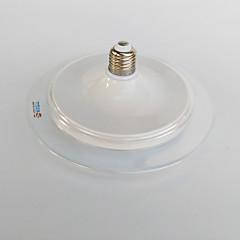 zdm 18w e26 / e27 1800lm akrylkarm ufo utseende led lampa varm vit / cool vit ac220-240v