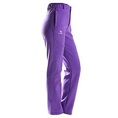Mulheres Calças de Trilha Secagem Rápida Respirável Confortável Calças para Acampar e Caminhar S M L XL XXL