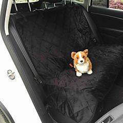 お買い得  犬用品&グルーミング用品-犬 シートカバー ペット用 マット/パッド ソリッド 防水 折り畳み式 ブラック Brown ペット用
