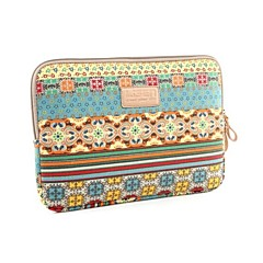 preiswerte Laptop Taschen-bohemian Laptop-Tasche Notebook-Hülle Tasche für iPad MacBook 10 Zoll 11 Zoll 12-Zoll-Laptop-Taschen
