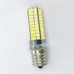 preiswerte LED-Birnen-4W 400-500lm E17 LED Mais-Birnen T 80LED LED-Perlen SMD 5730 Dekorativ Warmes Weiß / Kühles Weiß 85-265V / 110-130V / 220-240V