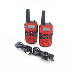 お買い得  トランシーバー-365 365 k-2 ハンドヘルド 電池残量不足通知 / VOX / 暗号化 <1.5KM <1.5KM トランシーバー 双方向ラジオ