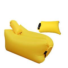 침낭 공기주입식 쇼파 방수 휴대용 폴더 견고함 편안함 플래이트 여행용 휴식 악세사리 가정용 야외 솔리드
