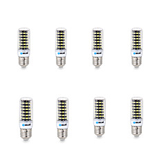 cheap LED Bulbs-BRELONG® 7W 800 lm E14 G9 GU10 E26/E27 B22 LED Corn Lights B 64 leds SMD 5733 Decorative Warm White Cold White AC 200-240V AC 220-240V