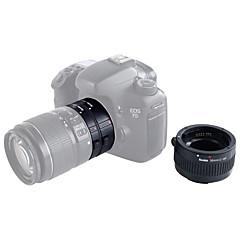 캐논 (12mm의 20mm에서 36mm) 60D 70D 5d2 5d3 7D의 6D 650d 600D 550D에 대해 설정 KK-c68p 자동 초점 AF 매크로 확장 튜브