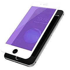 olcso iPhone 7 képernyővédő fóliák-Képernyővédő fólia Apple mert iPhone 7 Edzett üveg 1 db Kijelzővédő fólia Robbanásbiztos 2.5D gömbölyített szélek 9H erősség