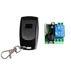 12V One Channel Multifunction Wireless Remote Control Switch System