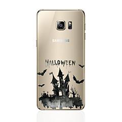 tanie Galaxy S6 Etui / Pokrowce-Kılıf Na Samsung Galaxy S7 edge S7 Ultra cienkie Czarne etui Inny Miękkie TPU na S7 edge S7 S6 edge plus S6 edge S6