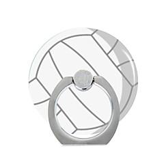 tanie Uchwyty-Uchwyt do telefonu Biurko / Obuwie turystyczne Obrót 360° / Uchwyt pierścieniowy Żel silica for Telefon komórkowy