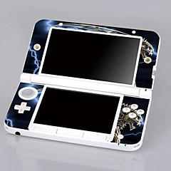 B-スキン バッグ、ケースとスキン / ステッカー のために 任天堂の新3DS ノベルティ柄