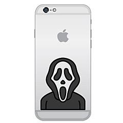 Недорогие Кейсы для iPhone 6-Кейс для Назначение Apple iPhone 7 / iPhone 6 / Кейс для iPhone 5 Ультратонкий / С узором Кейс на заднюю панель Мультипликация Мягкий ТПУ для iPhone 7 Plus / iPhone 7 / iPhone 6s Plus