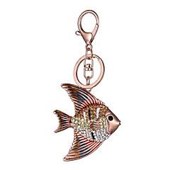 vente directe nouvelle clé porte-clés poissons porte-clés usine cadeau europe et les états-unis de guitare réaliste sac de voiture