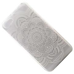 voordelige Hoesjes-Voor wiko lenny3 lenny2 telefoon hoesje hoesje mandala patroon geverfd tpu materiaal voor wiko je voelt je voelt weinig zonnig jerry