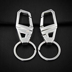 Недорогие Брелоки-автомобильный Автомобильная цепочка ключей Подвеска и украшения для автомобилей Деловые Назначение Универсальный Тип подвески