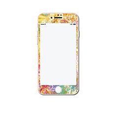 olcso iPhone 7 képernyővédő fóliák-Képernyővédő fólia Apple mert iPhone 7 Edzett üveg 1 db Kijelzővédő fólia Minta
