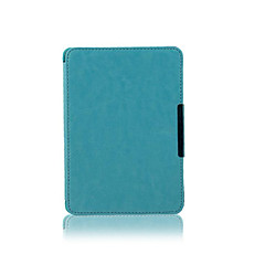 Magnetic Crazy Horse Leather Case Sleep Wake up for Amazon Kindle Paperwhite (Assorted Colors)