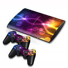 preiswerte PS3 Hüllen-B-SKIN B-SKIN Aufkleber Für Sony PS3 . Neuartige Aufkleber Vinyl 1 pcs Einheit