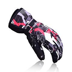 Rękawiczki zimowe Rękawice narciarskie DZIECIĘCE Full Finger Keep Warm Wiatroodporna Nylon Bawełna Narciarstwo Spadać Zima
