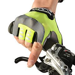ROCKBROS Rękawiczki sportowe Rękawiczki rowerowe Wodoodporny Quick Dry Ultraviolet Resistant Przepuszczalność wilgoci Zdatny do noszenia