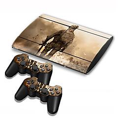 abordables Fundas para PS3-B-SKIN B-SKIN Adhesivo Para Sony PS3 ,  Novedades Adhesivo Vinilo 1 pcs unidad