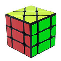 お買い得  マジックキューブ-ルービックキューブ YONG JUN フィッシャーキューブ 3*3*3 スムーズなスピードキューブ マジックキューブ パズルキューブ プロフェッショナルレベル スピード 方形 新年 こどもの日 ギフト クラシック・タイムレス