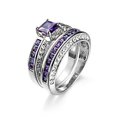 Women's Ring AAA Cubic Zirconia Fashion Zircon Jewelry For Wedding Daily Casual