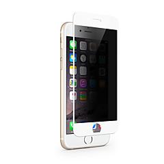 zxd 2.5D 9h fuld skærm privatliv anti spion hærdet glas til Apple iPhone 7 plus skærmbeskyttelse beskyttende film