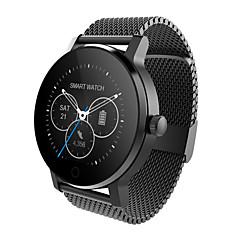 preiswerte Damenuhren-Herrn Smart Uhr digital Touchscreen Kalender Chronograph Wasserdicht Herzschlagmonitor Schrittzähler Stopuhr Kommunikation Tachymeter