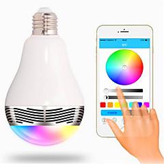 お買い得  LED 電球-350 lm E26/E27 LEDスマート電球 G80 20 LEDの SMD 5050 Bluetooth 装飾用 RGB AC85-265V