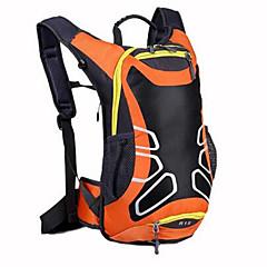 olcso Kerékpár táskák-Kerékpáros táska 20LHidratáló táska és ivótasak Kerékpár Hátizsák hátizsák Vízálló Kerékpáros táska Műanyag Kerékpáros táska Szabadidős