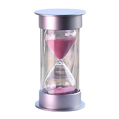 Hourglasses Toys Cylindrical Novelty Furnishing Articles Boys' Girls' Pieces