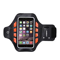 Armband Mobiele telefoon tasje voor Racen Fietsen/Fietsen Hardlopen Joggen Sporttas Draagbaar Aanraakscherm Telefoon/Iphone Lichtgevend