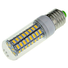 cheap LED Bulbs-YWXLight 18W E14 / E26/E27 LED Corn Lights B 72 SMD 5730 1650 lm Warm White / Cool White Decorative AC 220-240 V 5 pcs