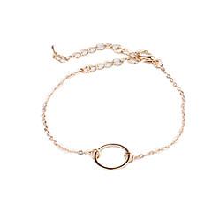 preiswerte Armbänder-Damen Ketten- & Glieder-Armbänder - Liebe Personalisiert, Europäisch Armbänder Silber / Golden Für Geschenk / Alltag / Normal