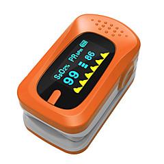 SPortguard Ujjal pulzoximéter SpO2 Heart Rate Monitor - Orange